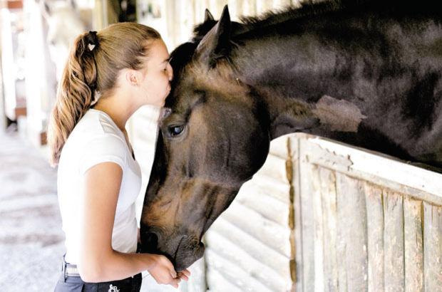 Rüzgârın Kızı Şevval Er Balkan Şampiyonası'na katılmak istiyor ama atı sakat