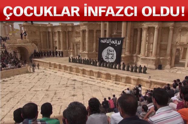 IŞİD o görüntüleri yayınladı!