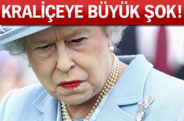 Kraliçe Elizabeth sadece 15 sterlin topladı!