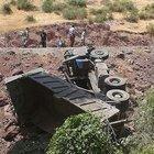 Hakkari'de kaza: 1 asker şehit