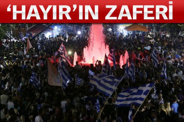 Yunanistan kararını verdi!