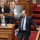 Yunanistan ana muhalefet partisinin lideri istifa etti