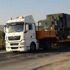 Füze bataryaları Suriye sınırına konuşlandı