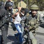 İsrail askerleri beş Filistinli'yi gözaltına aldı