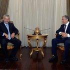 KKTC'de hükümet kurma görevi Ömer Kalyoncu'ya verildi