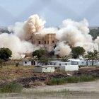 Irak Ordusu yanlışlıkla Bağdat'ı bombaladı