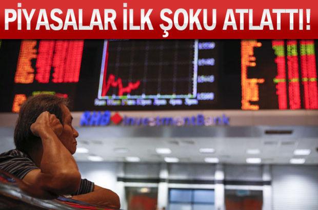 Piyasalarda bugün ne oldu? (06/07/2015)