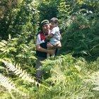 Kocaeli'de ormanlık alanda kaybolan çocuk bulundu