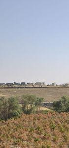 Kilis sınır hattına büyük kum torbalarından mevzi oluşturuldu