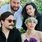 Sertab Erener Seferihisar'da gizlice evlendi
