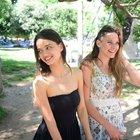 Alina Boz  ile Leyla Tanlar bir arada