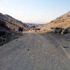 Silvan'da zırhlı araca saldırı