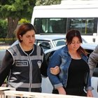 Fuhuşa zorlanan kadın kaçıp polise sığındı