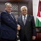 Yunanistan Dışişleri Bakanı Filistin'de