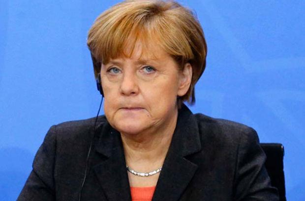 Merkel'e 'demir yumruk' çağrısı!