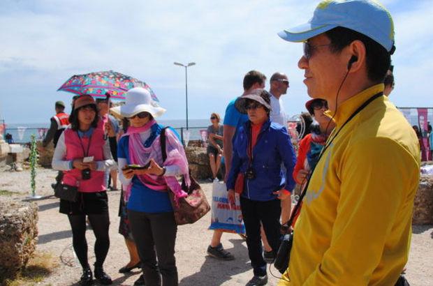 Turizmde Çinlileri de kaybediyoruz!