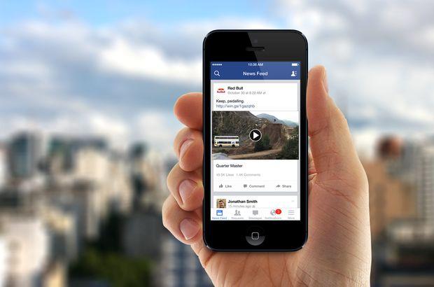 Facebook,video özellik