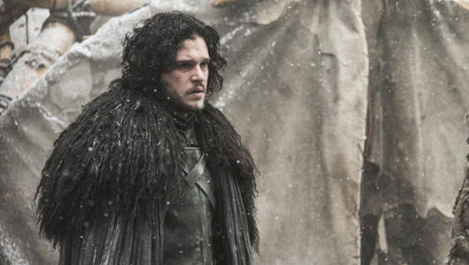 Maisie Williams, Jon Snow