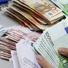Hükümet 1 milyar Euro vergi geliri elde etti