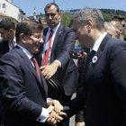 Davutoğlu, 'Her konuda Bosna Hersek'in yanındayız!