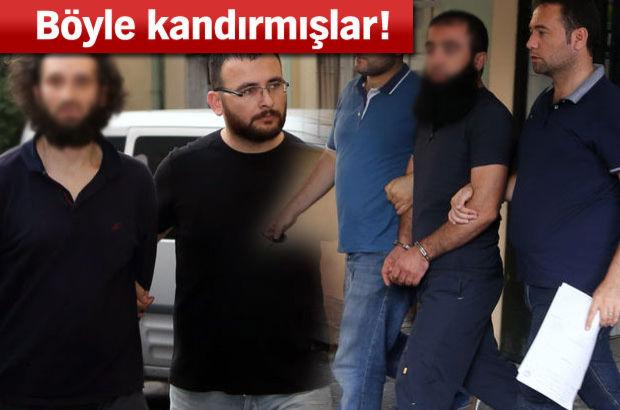 IŞİD Suriye Irak operasyon İstanbul Terörle Mücadele Şube Müdürlüğü