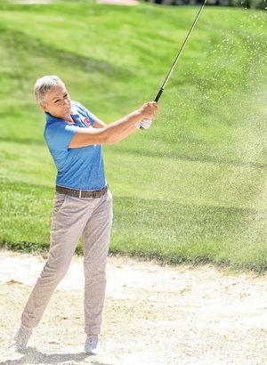 'Golf erkeğin değil nazik insanın sporu'