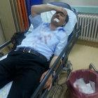 Trabzon'da otobüs şöförüne hastanelik eden dayak