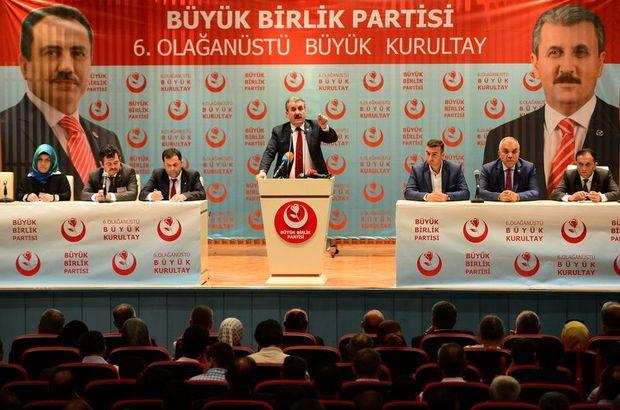 Mustafa Destici BBP