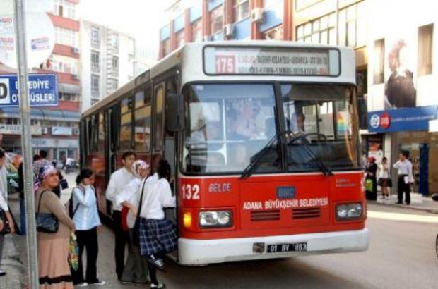 Toplu taşıma araçlarına panik butonu konulacak