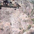 Askeri Helikopterle kurtarıldı!