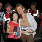 Ekiplerin ormanda aradıkları 14 yaşındaki Asya sokakta bulundu