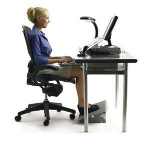 Masa başı ve bilgisayarla çalışma sonucu  ortaya çıkan sorunları önlemek için çalışma ortamında ergonomik düzenlemeler yapmak gerekiyor
