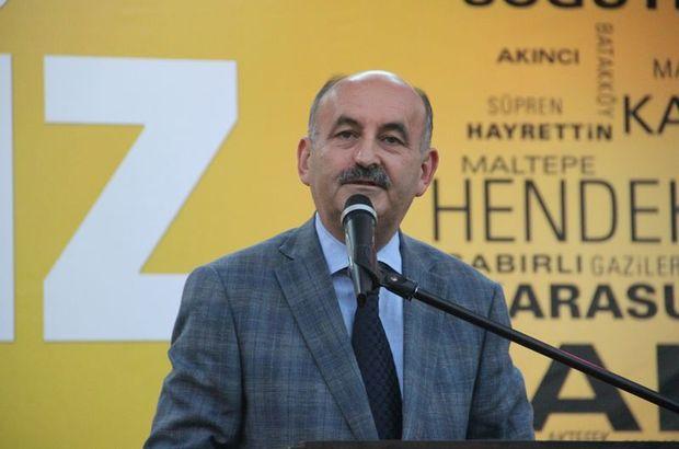 Sağlık Bakanı Mehmet Müezzinoğlu, Koalisyon açıklaması