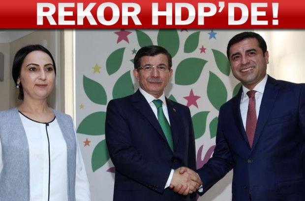 AK Parti  HDP görüşme koalisyon