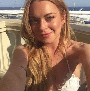Lindsay Lohan Türkiye'ye geldi