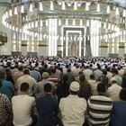 Ramazanın son teravihi namazı kılındı