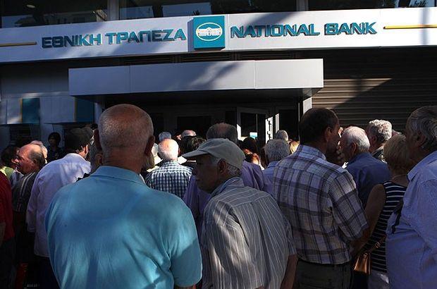 Avrupa Merkez Bankası Başkanı Draghi,Yunan bankalar,Likidite,900 milyon avro,yunanistan,