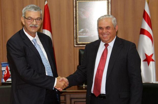Özkan Yorgancıoğlu,KKTC Başbakanı,