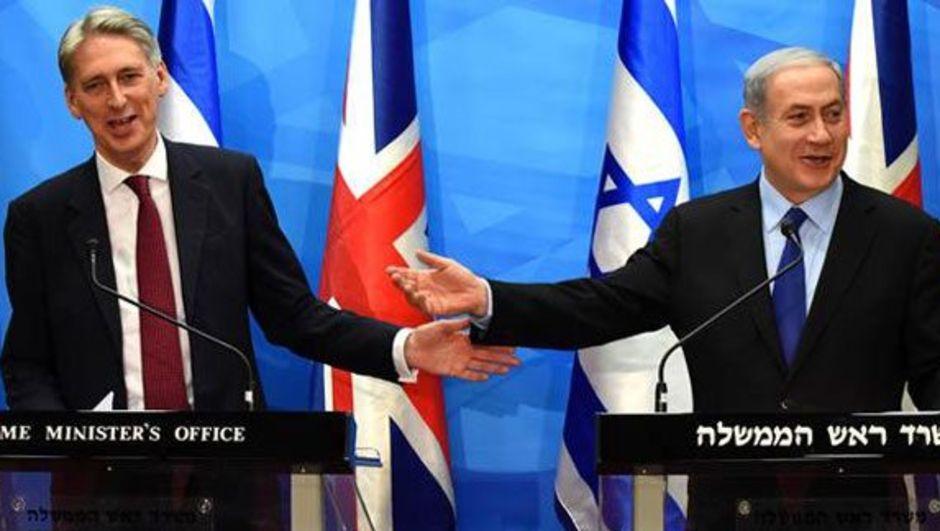Netanyahu,Philip Hammond, iran,nükleer anlaşma,