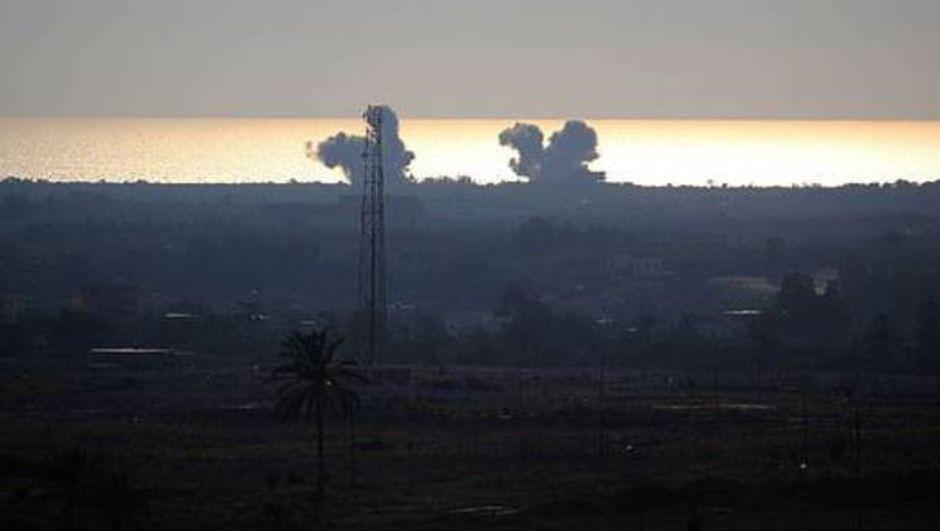 Mısır hava kuvvetleri, gazze, refah kenti,hava saldırısı,