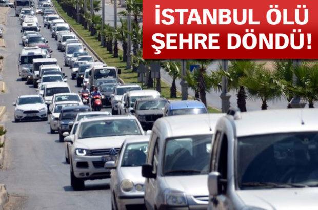 İstanbul, Bodrum, trafik