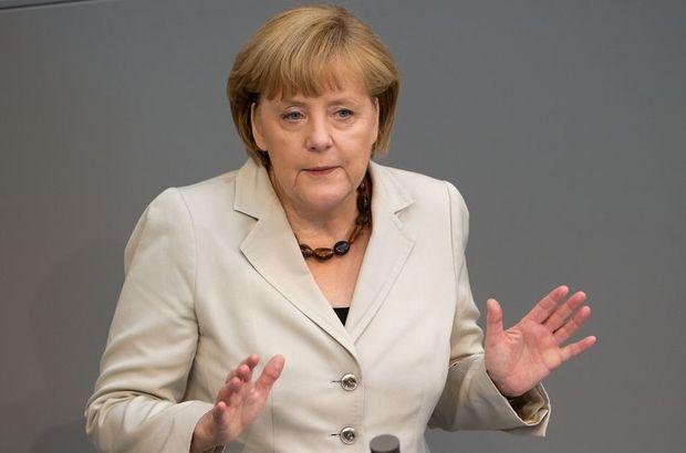 Almanya Başbakanı Angela Merkel, eşcinsel evliliklere inanmadığını söyledi