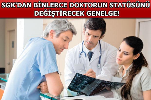 Doktor, hastane