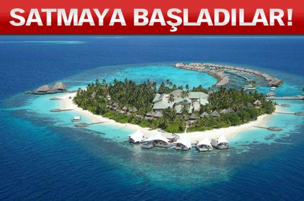 Yunan adaları, Yunan zenginler, Lüks rezidans fiyatına ada