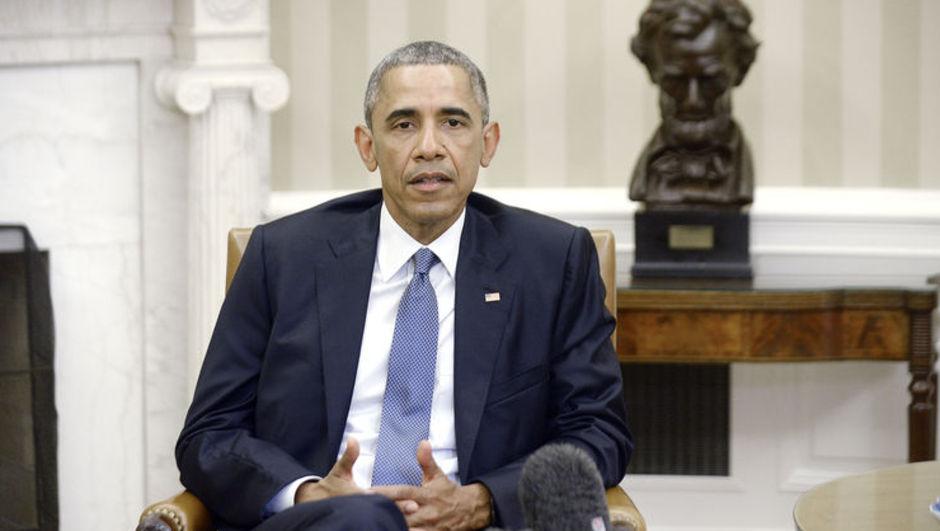 ABD Başkanı Barack Obama, İran'ı Suriye'deki sorunları çözmek için masaya davet etti