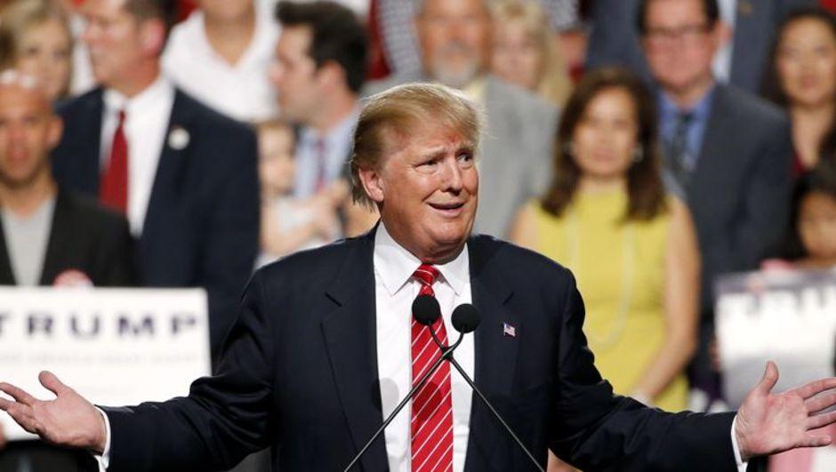 ABD'de başkanlık seçimlerine hazırlanan Donald Trump, servet beyanında bulundu