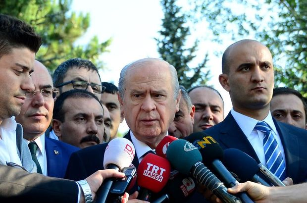 devlet bahçeli koalisyon bayram namazı TBMM CHP AK Parti HDP ana muhalefet