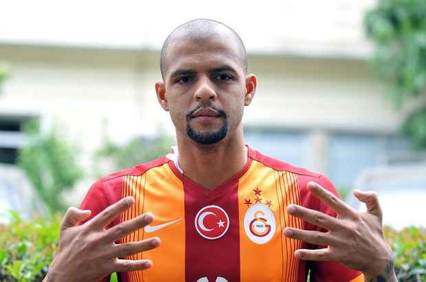 Galatasaray Felipe Melo