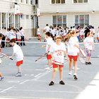 Şişli'de minikler yaz okullarında