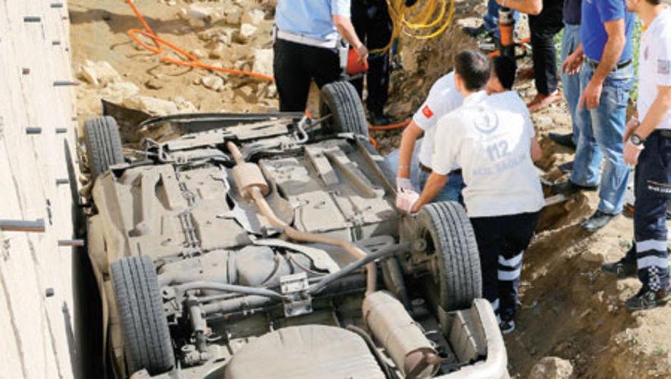 Kaza bayram tatili trafik kazası